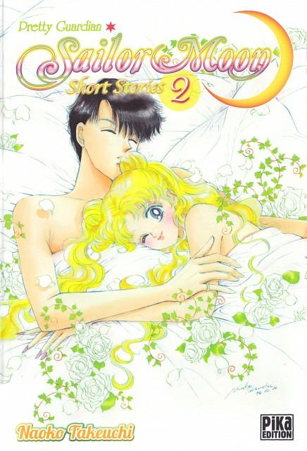 Naoko Takeuchi, Bishoujo Senshi Sailor Moon, Mamoru Chiba, Usagi Tsukino, Manga Cover
