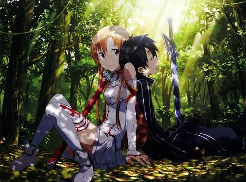 Abec, Shingo Adachi, A-1 Pictures, Sword Art Online, Asuna Yuuki