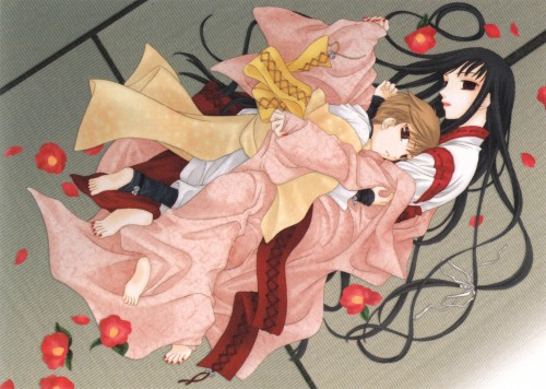 Natsuki Takaya, Fruits Basket, Isuzu Sohma, Hiro Sohma