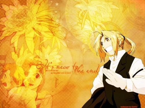 Hiromu Arakawa, BONES, Fullmetal Alchemist, Trisha Elric, Alphonse Elric Wallpaper
