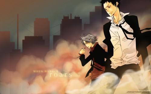 Akira Amano, Artland, Katekyo Hitman Reborn!, Hayato Gokudera, Takeshi Yamamoto Wallpaper
