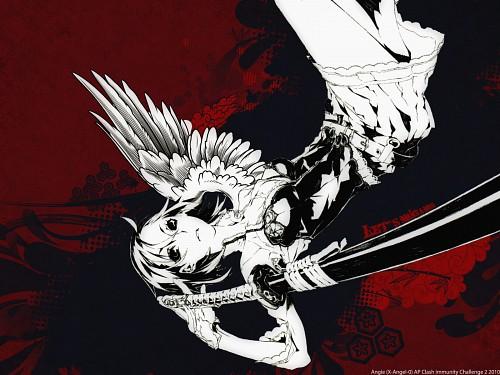 Miwa Shirow, Dogs: Bullets and Carnage, Naoto Fuyumine Wallpaper