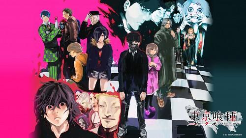 Sui Ishida, Tokyo Ghoul, Hinami Fueguchi, Kazuichi Banjo, Uta (Tokyo Ghoul)