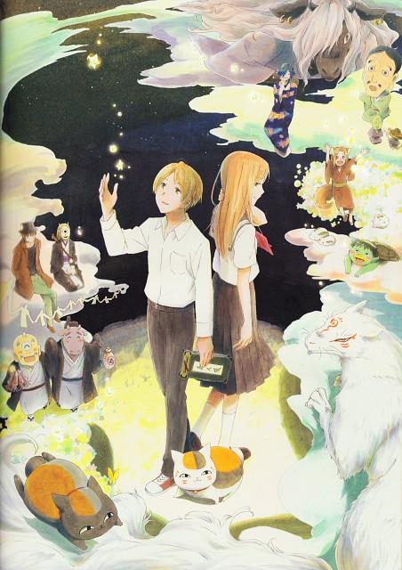 Yuki Midorikawa, Brains Base, Natsume Yuujinchou, Hinoe (Natsume Yuujinchou), Nyanko-sensei