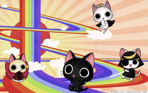 Gonzo, Nyanpire the Animation, Chachamaru, Nyanpire, Nyatenshi Wallpaper