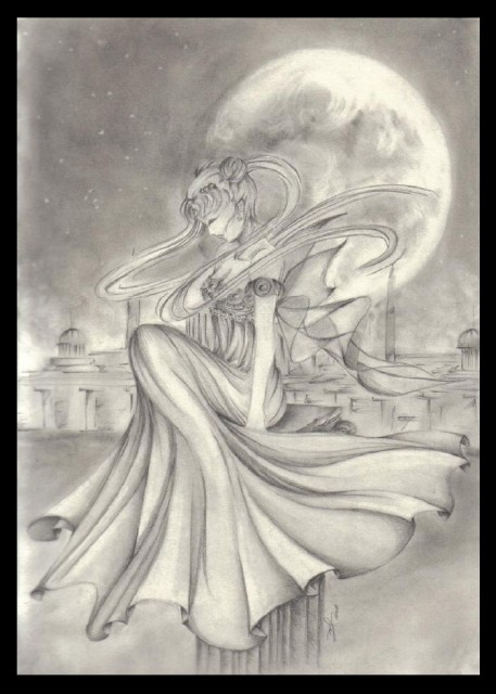 Naoko Takeuchi, Bishoujo Senshi Sailor Moon, Princess Serenity, Member Art