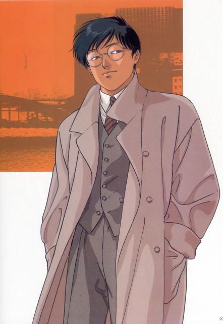 Masami Yuki, Madhouse, Patlabor: The Mobile Police, Kurosaki (Patlabor)