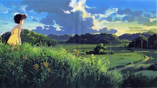 Kazuo Oga, Hayao Miyazaki, Studio Ghibli, My Neighbor Totoro, Satsuki Kusakabe