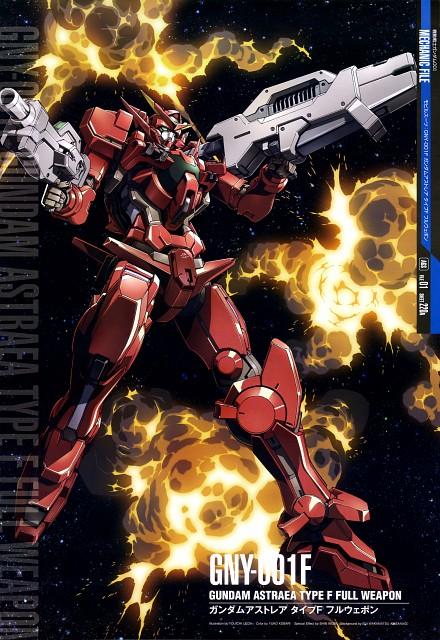 Youichi Ueda, Sunrise (Studio), Mobile Suit Gundam 00, Gundam Perfect Files