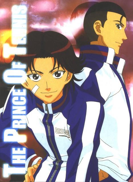 Takeshi Konomi, J.C. Staff, Prince of Tennis, Eiji Kikumaru, Shuichiro Oishi