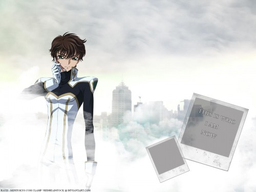 Sunrise (Studio), Lelouch of the Rebellion, Suzaku Kururugi Wallpaper
