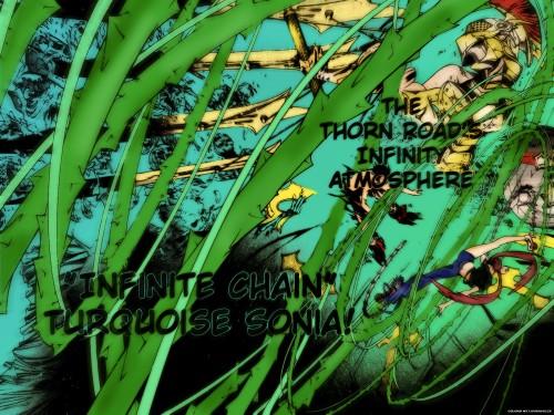 Oh! Great, Air Gear, Ringo Noyamano Wallpaper
