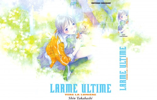 Shin Takahashi, SaiKano, Chise, Manga Cover