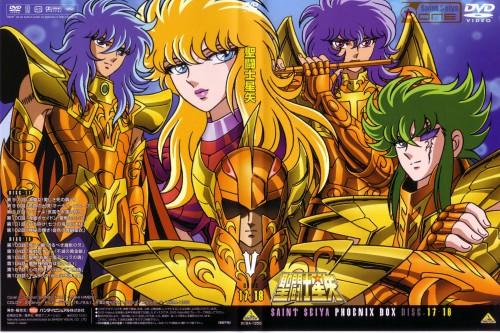Masami Kurumada, Toei Animation, Saint Seiya, Kraken Isaac, Julian Solo