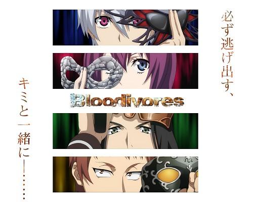Poni-Pachet SY, Bloodivores, Mi Liu, Chen Fong, Anji Zuo