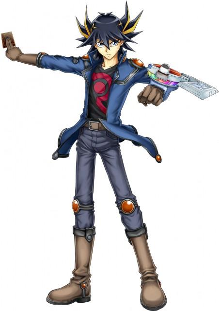 Kazuki Takahashi, Yu-Gi-Oh 5D's, Yusei Fudo