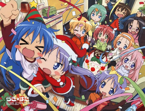 Yasuhiro Takemoto, Yoshimizu Kagami, Kyoto Animation, Lucky Star, Minami Iwasaki