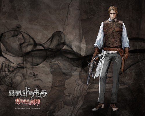 Ayami Kojima, Masaki Hirooka, Castlevania, Albus, Official Wallpaper