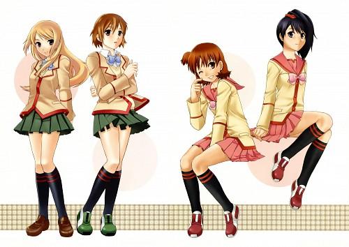 Moosuke Mattaku, J.C. Staff, Gokujou Seitokai, Kuon Ginga, Kaori Izumi