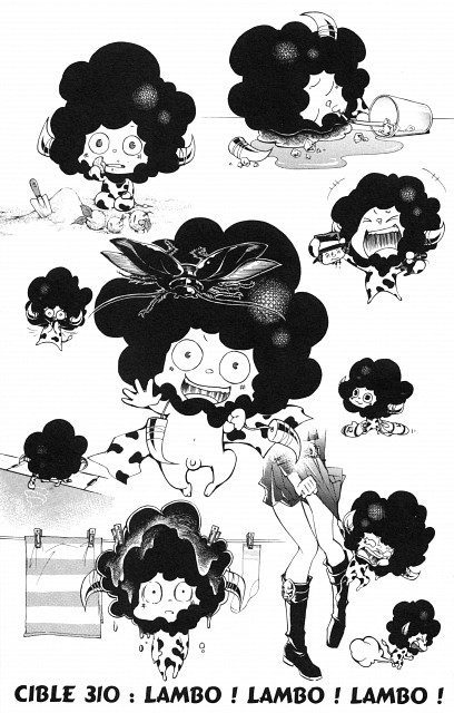 Akira Amano, Katekyo Hitman Reborn!, Lambo
