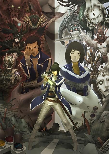 Kazuma Kaneko, Atlus, TMS Entertainment, Shin Megami Tensei, Jonathan (Shin Megami Tensei)