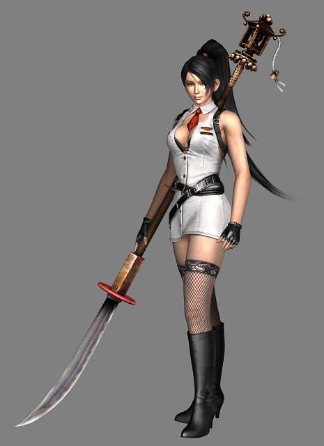 Tecmo, Ninja Gaiden, Momiji, Official Digital Art