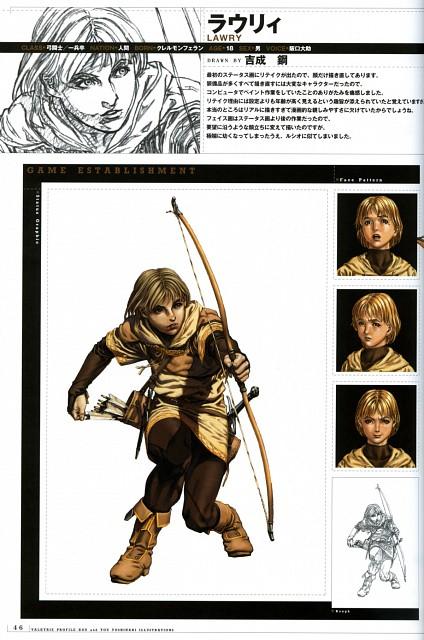 tri-Ace, Valkyrie Profile, Llewelyn