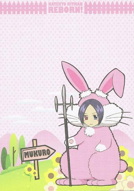 Akira Amano, Artland, Katekyo Hitman Reborn!, Mukuro Rokudo