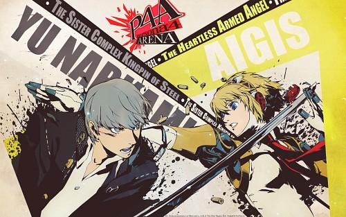Shigenori Soejima, Kazuma Kaneko, Anime International Company, TMS Entertainment, Atlus Wallpaper