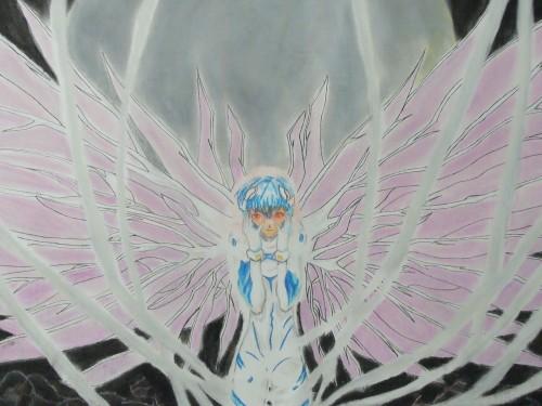 Neon Genesis Evangelion, Rei Ayanami, Member Art