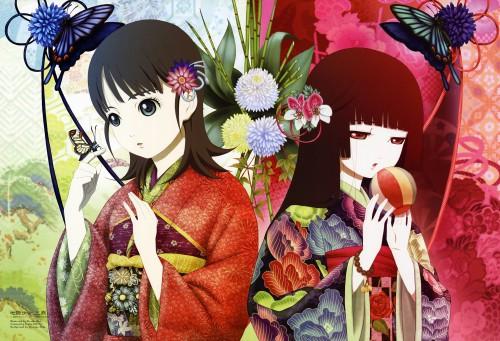 Miyuki Etoo, Studio DEEN, Jigoku Shoujo, Ai Enma, Yuzuki Mikage