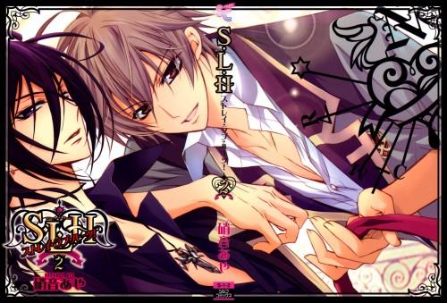Aya Shouoto, Stray Love Hearts, Ren Ichikawa, Kuga Reizei