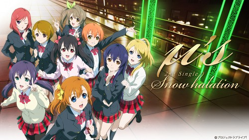Murota Yuuhei, Sunrise (Studio), Love Live! School Idol Project, Hanayo Koizumi, Honoka Kosaka
