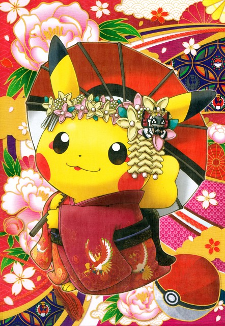 OLM Digital Inc, Nintendo, Pokémon, Pikachu