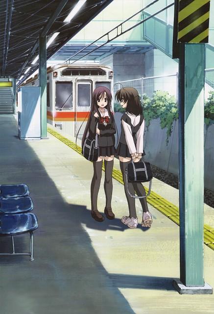 TNK, Overflow, School Days, Kotonoha Katsura, Sekai Saionji