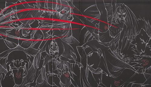 Hiromu Arakawa, BONES, Fullmetal Alchemist, Wrath, Greed
