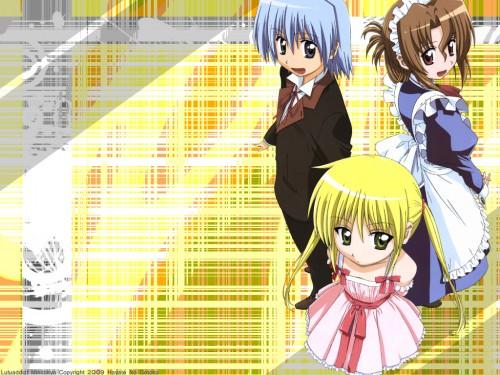 Hayate the Combat Butler, Maria (Hayate the Combat Butler), Nagi Sanzenin, Hayate Ayasaki Wallpaper