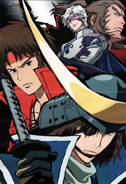 Capcom, Sengoku Basara, Hideyoshi Toyotomi (Sengoku Basara), Hanbei Takenaka (Sengoku Basara), Yukimura Sanada