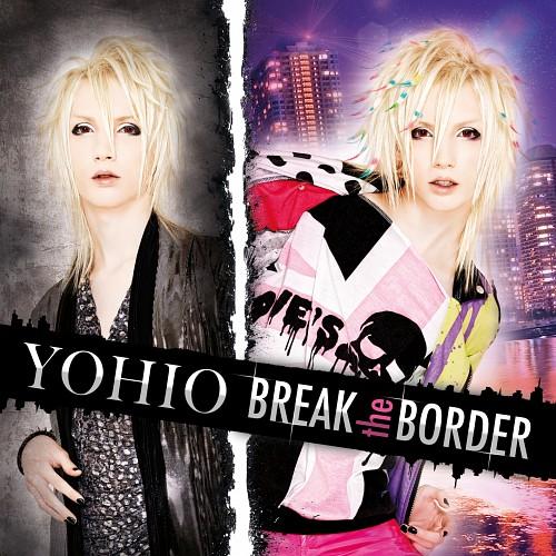 Yohio, Album Cover