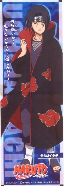Studio Pierrot, Naruto, Itachi Uchiha, Stick Poster