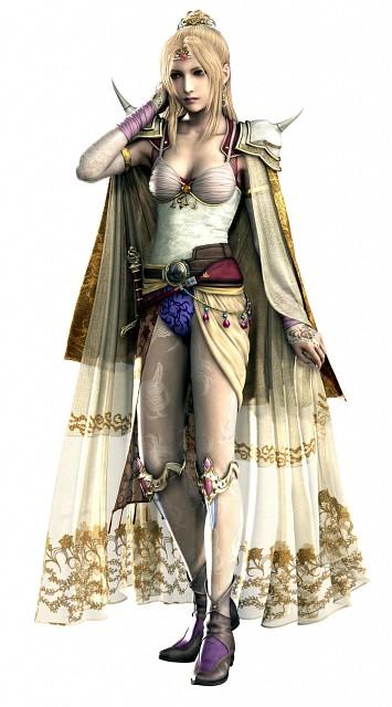 Square Enix, Final Fantasy IV, Rosa Joanna Farrell