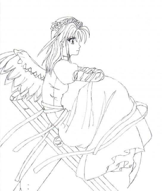Arina Tanemura, Kamikaze Kaitou Jeanne, Maron Kusakabe, Member Art