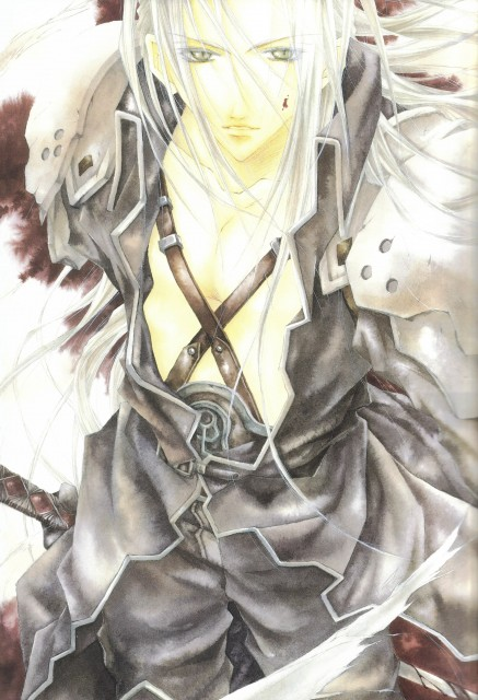 Yubinbasya, Saishuu Gensou Gashuu, Final Fantasy VII, Sephiroth, Doujinshi