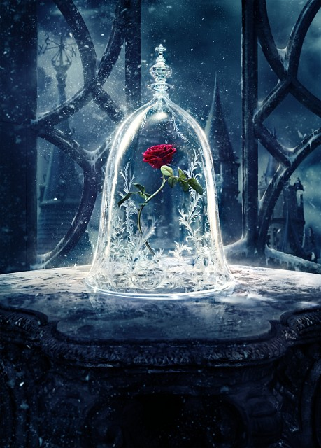 Mandeville Films, Disney, Beauty And The Beast (2017 film), Pin-up Poster, Live Action