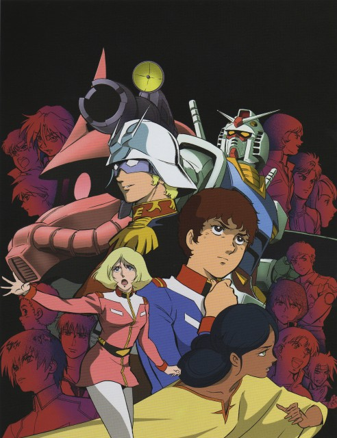 Sunrise (Studio), Mobile Suit Gundam 0080, Mobile Suit Gundam F 91, Mobile Suit Gundam SEED Destiny, Mobile Suit Gundam Wing