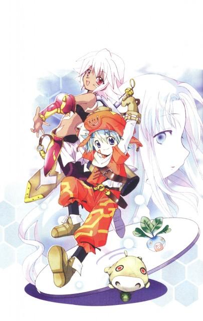 Rei Izumi, Bee Train, .hack//Legend of the Twilight, Grunty, Shugo Kunisaki