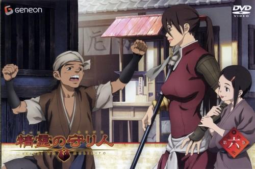 Kamui Fujiwara, Production I.G, Seirei no Moribito, Balsa, Saya (Seirei no Moribito)