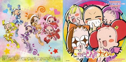 Toei Animation, Ojamajo DoReMi, Aiko Senoo, Hazuki Fujiwara, Pop Harukaze