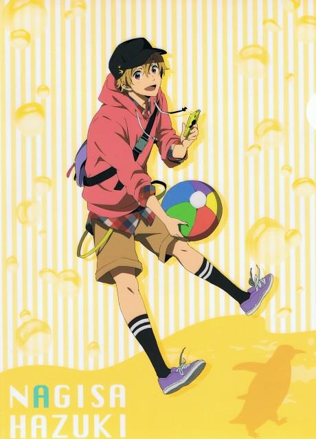 Hiroko Utsumi, Kyoto Animation, Free!, Nagisa Hazuki, Pencil Board
