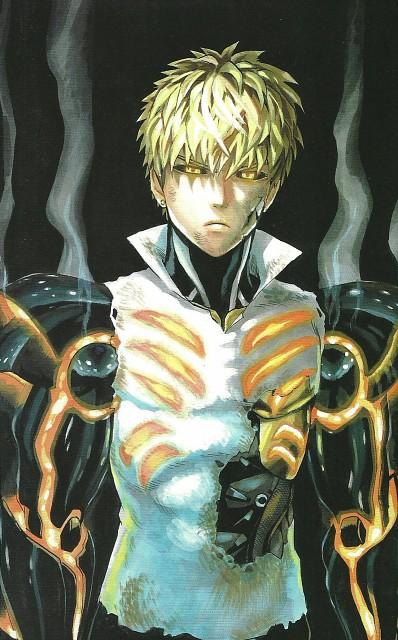 Yuusuke Murata, Onepunch-Man, Genos